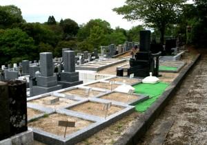 堺公園墓地2