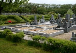堺公園墓地3